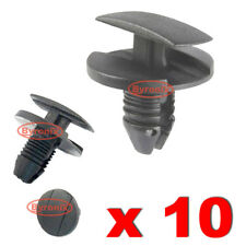 PEUGEOT 207 307 308 INNER WHEEL ARCH SPLASH GUARD RETAINING CLIPS PLASTIC X10