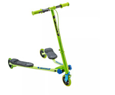 Yvolution 101056 Y Fliker Air A1 Swing Wiggle Scooter Three Wheels Drifter for