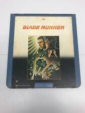 Blade Runner (CED Videodisc) Harrison Ford, Rutger Hauer, Sean Young