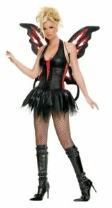 FAIRY GOTHIC COSTUME SEXY ADULT