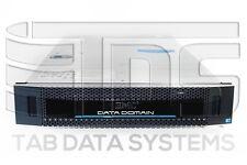 "Emc Data Domain Dd890 Deduplication System w/ 4x 1Tb 7.2K 3.5"" Sata Hdd"