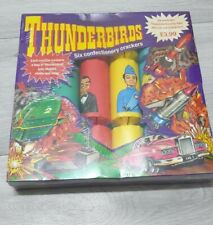 More details for sealed, thunderbirds christmas crackers 1993.