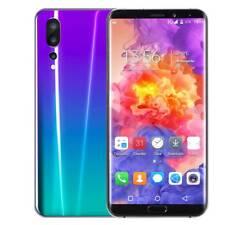 Smartphone 3G 4+64GB ANDROID 8.1 Octa core 6.1'' Telefono Cellulare FaceID Viola
