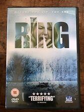 Naomi Watts Brian Cox THE RING ~ 2002 Cursed Videotape Horror Remake | UK DVD