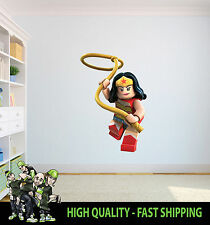 Comic Book Heroes Pictorial Wall Stickers