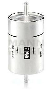 Fuel filter WK 830 fits Daimler LIMOUSINE LIMOUSINE 4.2