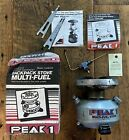 Coleman Peak 1 Multi Fuel Backpack Stove No. 550A499 Box and Accessories Vintage photo