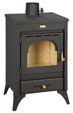 Estufa de leña estufa chimenea Alto eficaz Moderno Multi Combustible prity K1 R