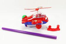 Hubschrauber new zum Schieben Laufhilfe Schiebespielzeug Geschenk Helikopter