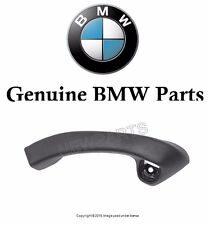 BMW E36 Z3 96-02 Passenger Inside Door Pull Handle (Black) Genuine 51418398734