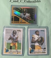 2019 Donruss / Optic Diontae Johnson Rookie Card Lot Non Auto Rated Rookie