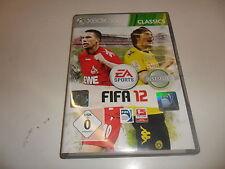 XBox 360  FIFA 12 [Xbox Classics]