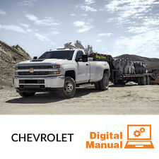 Chevrolet Med/Heavy Truck - Service and Repair Manual 30 Day Online Access