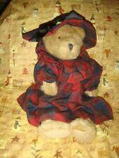 Boyds Bears Eldora Plush Bear