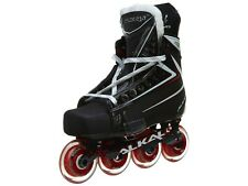 Alkali Hockey Rpd Team + Skate Black Unisex, Size 8.5, New