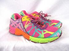 ASICS Gel Noosa Tri 9 Mens Running Sneakers Shoes Size 5 1/2 Multi Color SS3