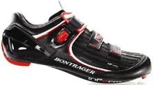 BONTRAGER RXL Cycling Road Shoes Black Carbon Buckle New Sizes 38 39