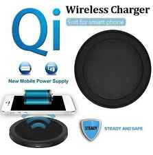Qi Wireless Charger Charging Pad No Retail Pack White For Nexus 4 5 6 7 Samsung