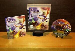 SPYRO · PS3 · Pal España · (Como nuevo)