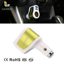 3.1a Universal gainbon 3 en 1 CARGADOR DE COCHE DUAL Adaptador USB con /
