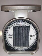 Dymo Pelouze Y50 50lb Heavy Duty Mechanical Package Postal Scale