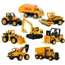 Mini Alloy Engineering Car Tractor Toy Dump Truck Model Classic Toy Cars Funny