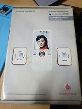 Sony Ericsson V630I - white with speakers (Vodafone) Mobile Phone