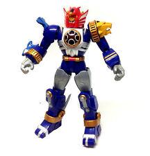 """POWER Rangers ninjastorm Deluxe 12"""" SAMURAI MEGAZORD giocattolo figura, non transformin"""