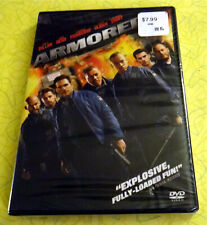 Armored ~ New Dvd Movie ~ 2009 Laurence Fishburne Heist Action Thriller