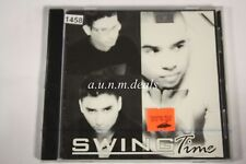 Swing Time - Amor Sincero - Tanto Y Tanto Music CD