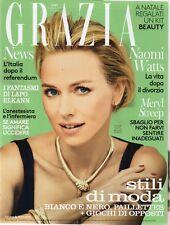 Grace 2016 51. Naomi Watts, Giorgia Todrani, Meryl Streep, Density Elkann, Ana Ivanovic