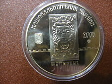 Ukraine coin 5 UAH 2006: 750 Years of the City of Lviv