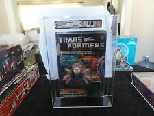 1988 Transformers AFA Seacon Tentakil Small Blister MIB BOX MISB