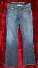 """Citizens of Humanity """"Kelly #085"""" Blue Jeans Womens 27 X 31 Low Stretch Bootcut"""