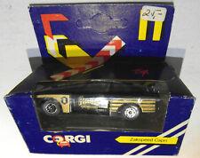 Ford Capri 3 Corgi Zakspeed Capri Homefire Schwarz / Gold Original Verpackt  J57