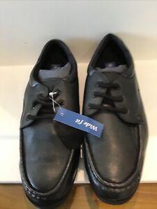 Size 9 Wide Fit Shoes Men