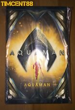 Ready! Hot Toys MMS518 Aquaman 1/6 Arthur Curry Figure New