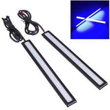 Wholesale Car COB LED Lights Ultra Blue DRL High Power Lamps Strips Waterproof