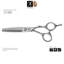 Professional European Style Hair Thinning Scissors - Top Japanese VG10 Cobalt