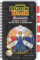 ENGINEERS Black Book - 3rd Edition (INCH) Handbook Edition