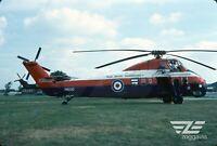 Original slide XM330 Wessex Royal Air Force, RAF, RAE, 1980