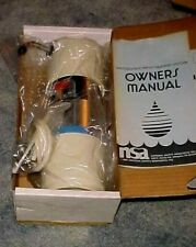 NSA (NSA50C) BACTERIOSTATIC WATER TREATMENT UNIT/WATER FILTER SYSTEM *NEW IN BOX