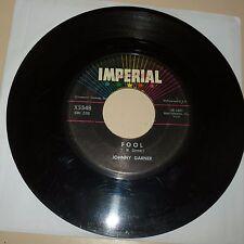 ROCKABILLY 45 RPM RECORD - JOHNNY GARNER - IMPERIAL 5548