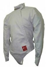 New Front Zippered 350N Competition Regulation Youth Fencing Jacket