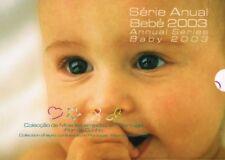 Portugal KMS Kursmünzensatz 2003 Baby