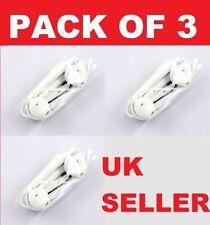 3 x Samsung GALAXY  S8/S9/+/S7 Edge In Ear Hands Free Headphone Headset Earphone