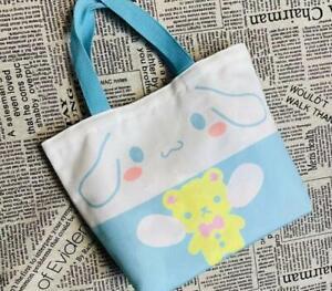 Cinnamoroll Tote Bags Handbag lunch bags shopping bag new X'mas GIFT