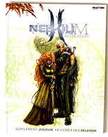 Nephilim 3 Révélation : Codex des Selenims JDR / RPG Jeu de Rôle FR