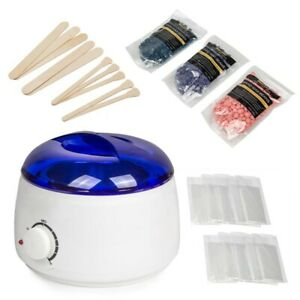 Wachswärmer Heisswachs Haarentfernung Wachserhitzer Waxing Kit Wachsgerät