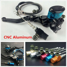 Hydraulic Clutch Lever Master Cylinder Knitting Oil Hose Pump Motorcycle Refit